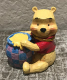 Jim Shore Winnie the Pooh with the Honey Pot