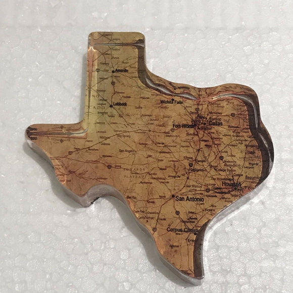 State of Texas Paperweight