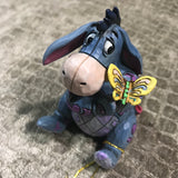 Jim Shore Disney Traditions Pooh's Friend, Eeyore with Butterfly