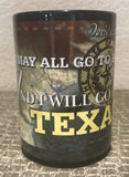 Davy Crockett Texas Quote Mug