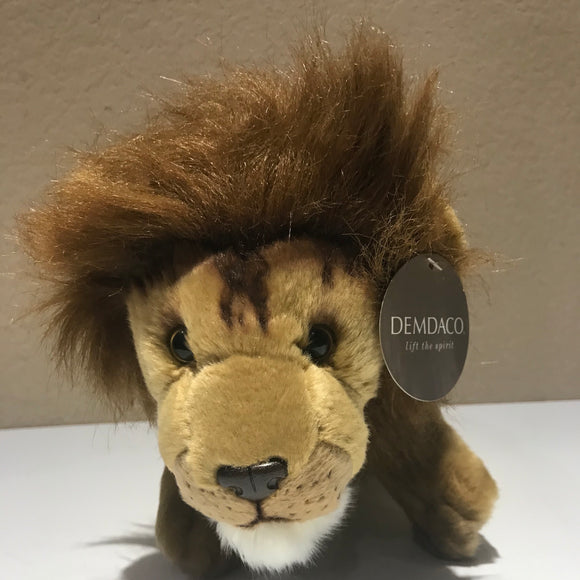 Plush Large Demdaco Lion