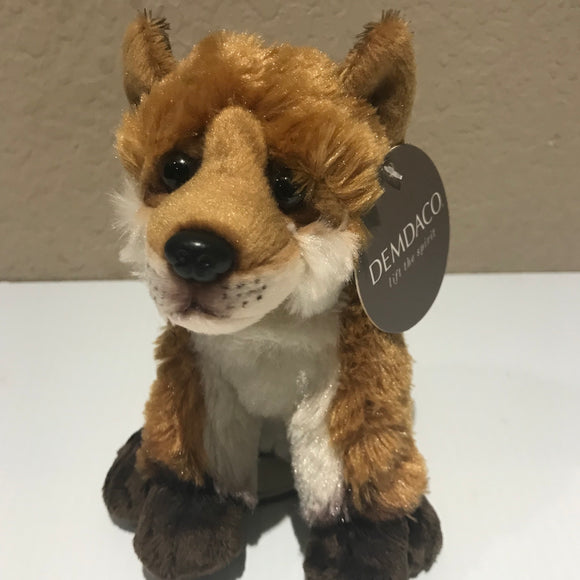 Plush Small Fox