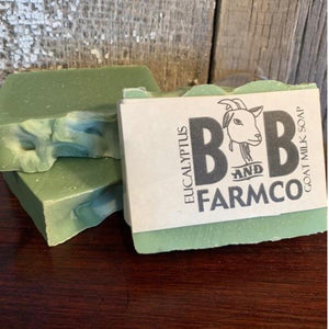 Goat Milk Soap from B and B Farmco