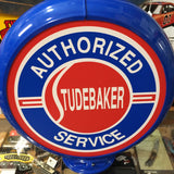 Studebaker Reproduction Gas Pump Globe