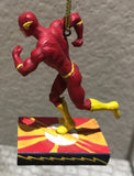 Jim Shore DC Comics The Flash Silver Age Ornament