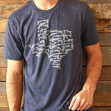 Texas firearms t-shirt