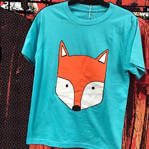 Fox Face T-shirt