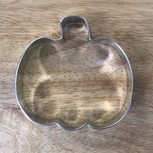 Cookie Cutter Pumpkin