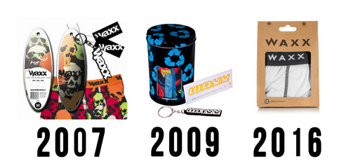 Waxx Packaging History