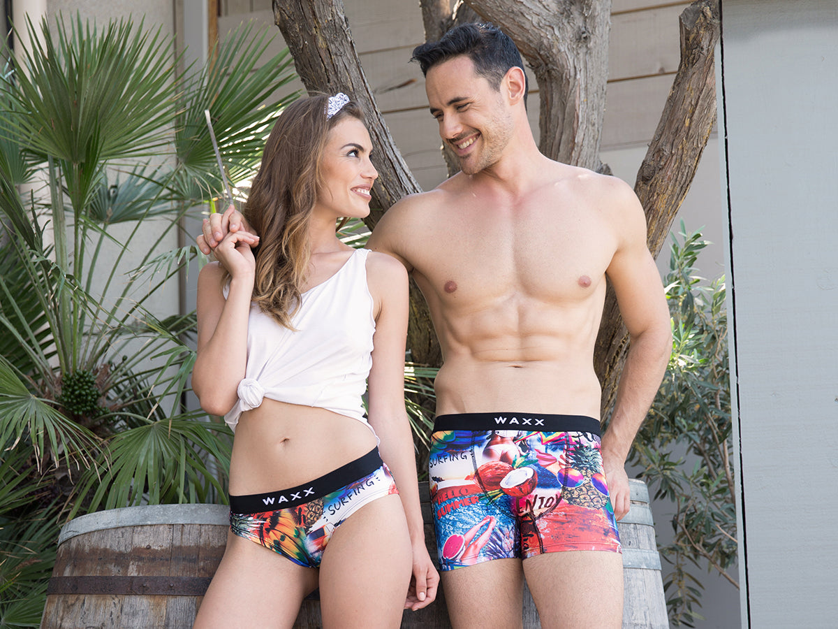 Waxx Underwear - Bold, unique designs