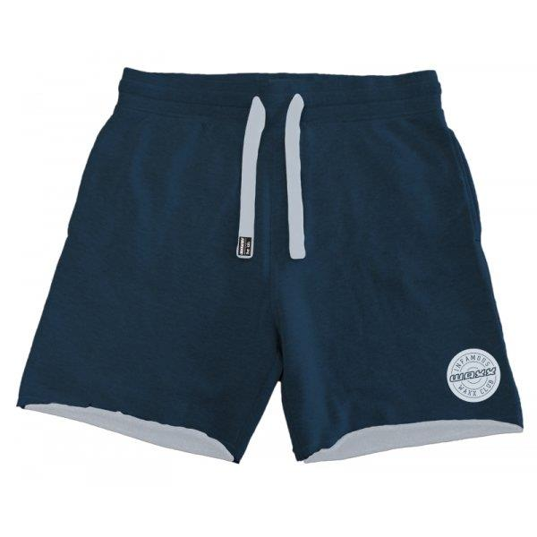 Waxx Men's Navy Blue Kobe Shorts
