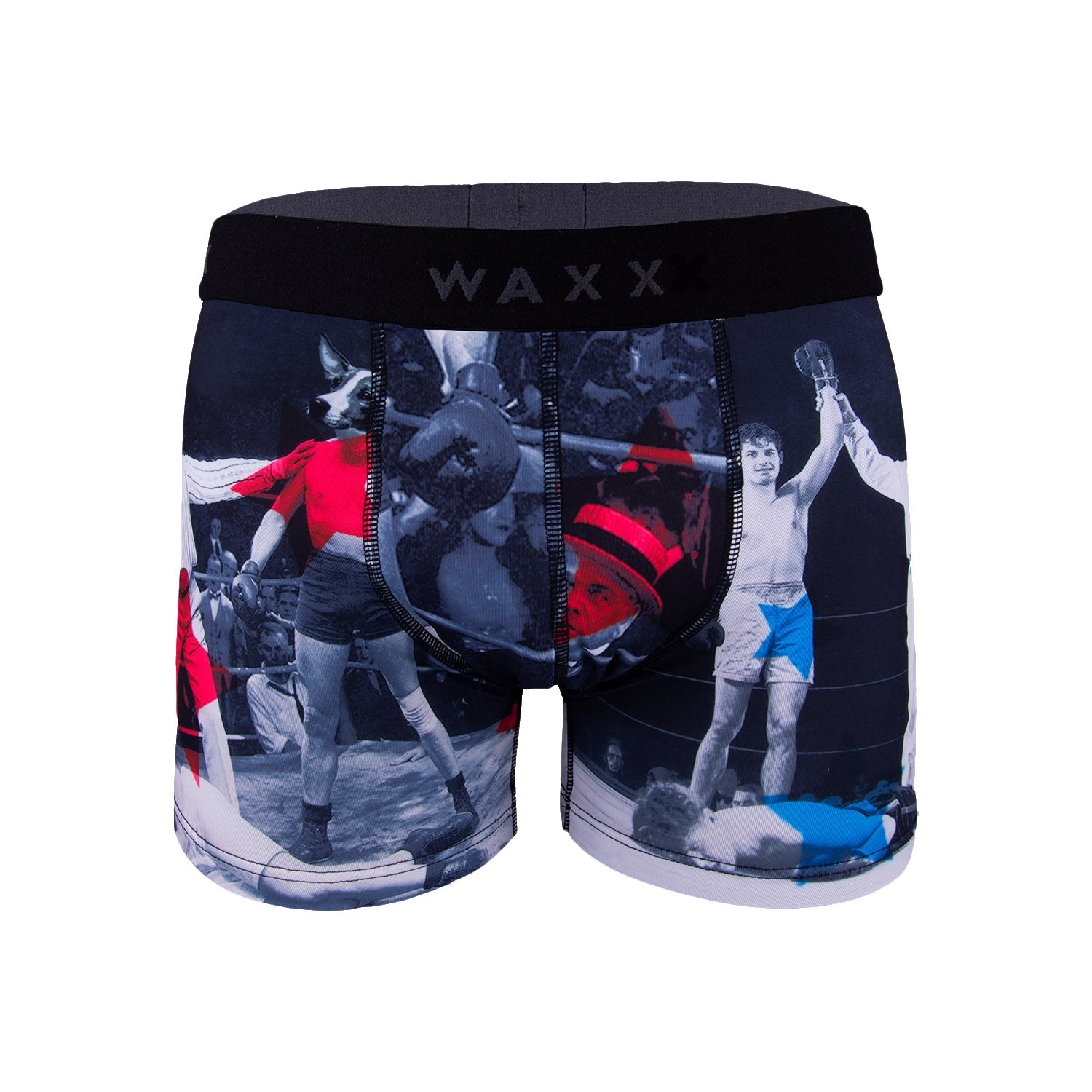 Boxer Shorts Boxing Pattern