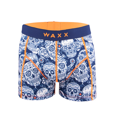 Waxx Men's Trunk Boxer Short Coral