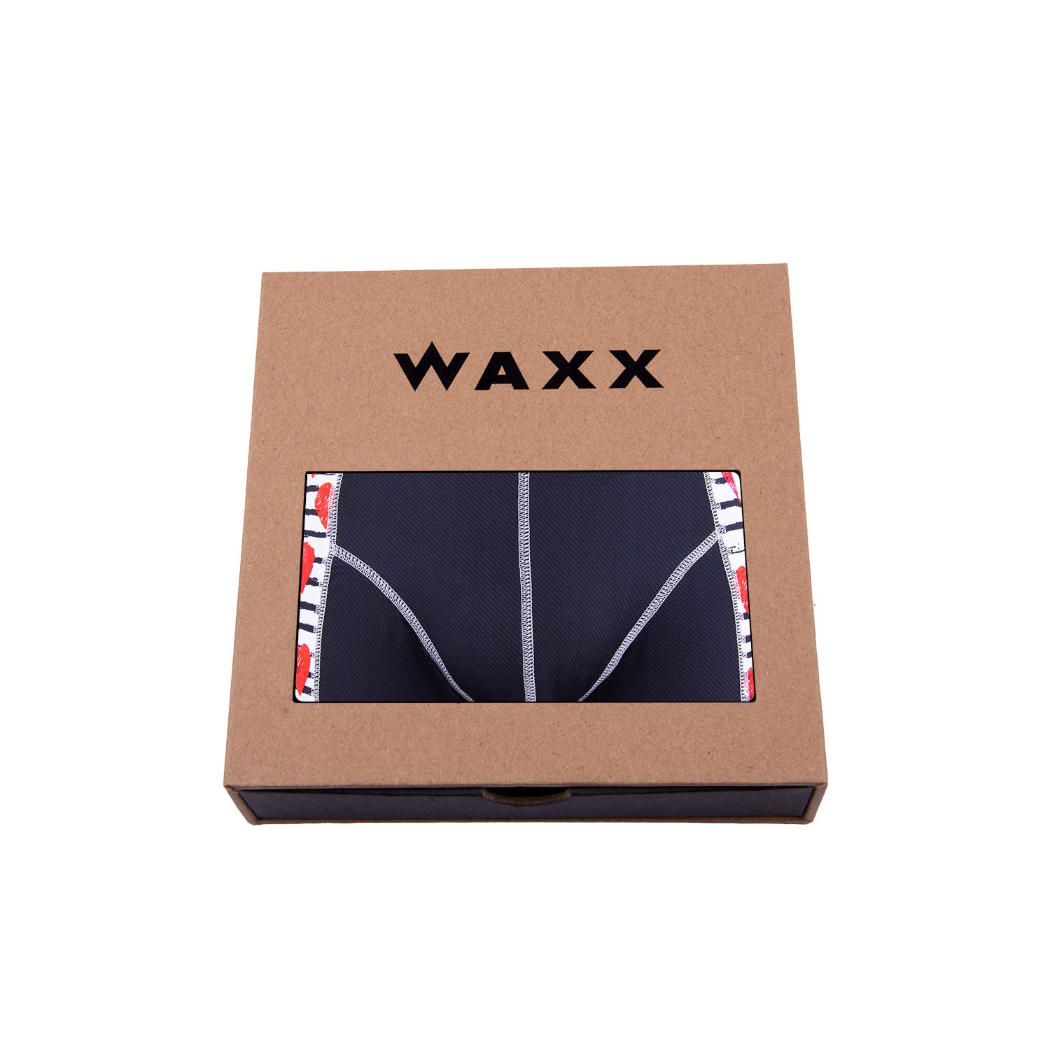 Waxx Men's Trunk Boxer Short Lover