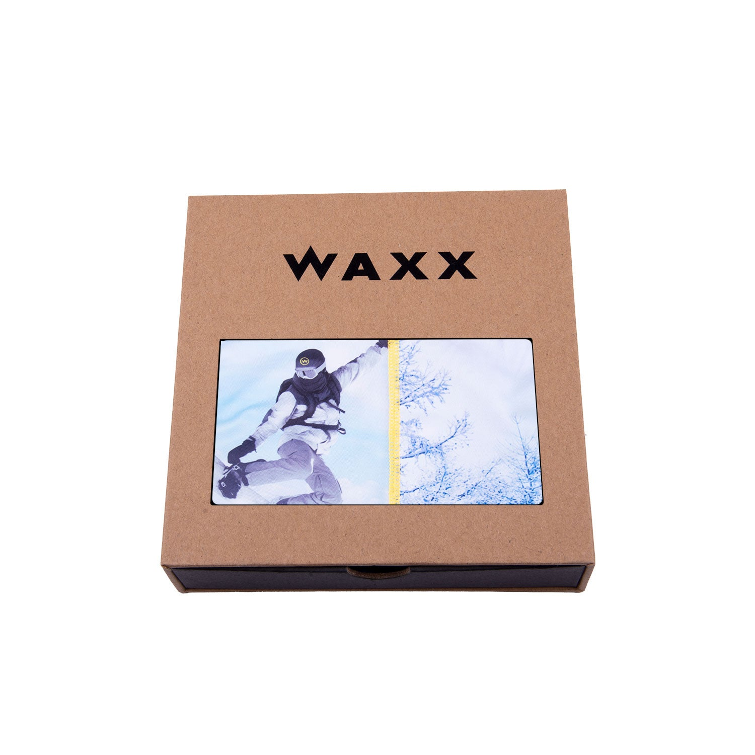 Waxx Men's Trunk Boxer Short Snowboard