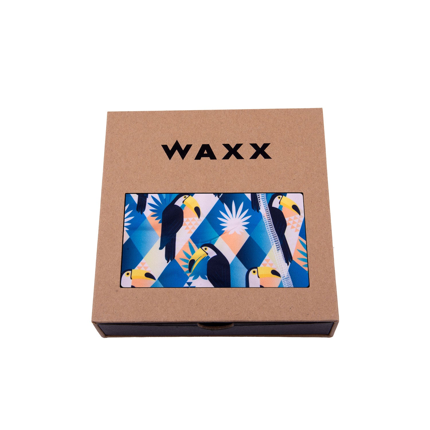 Waxx Men's Trunk Boxer Short Toukis