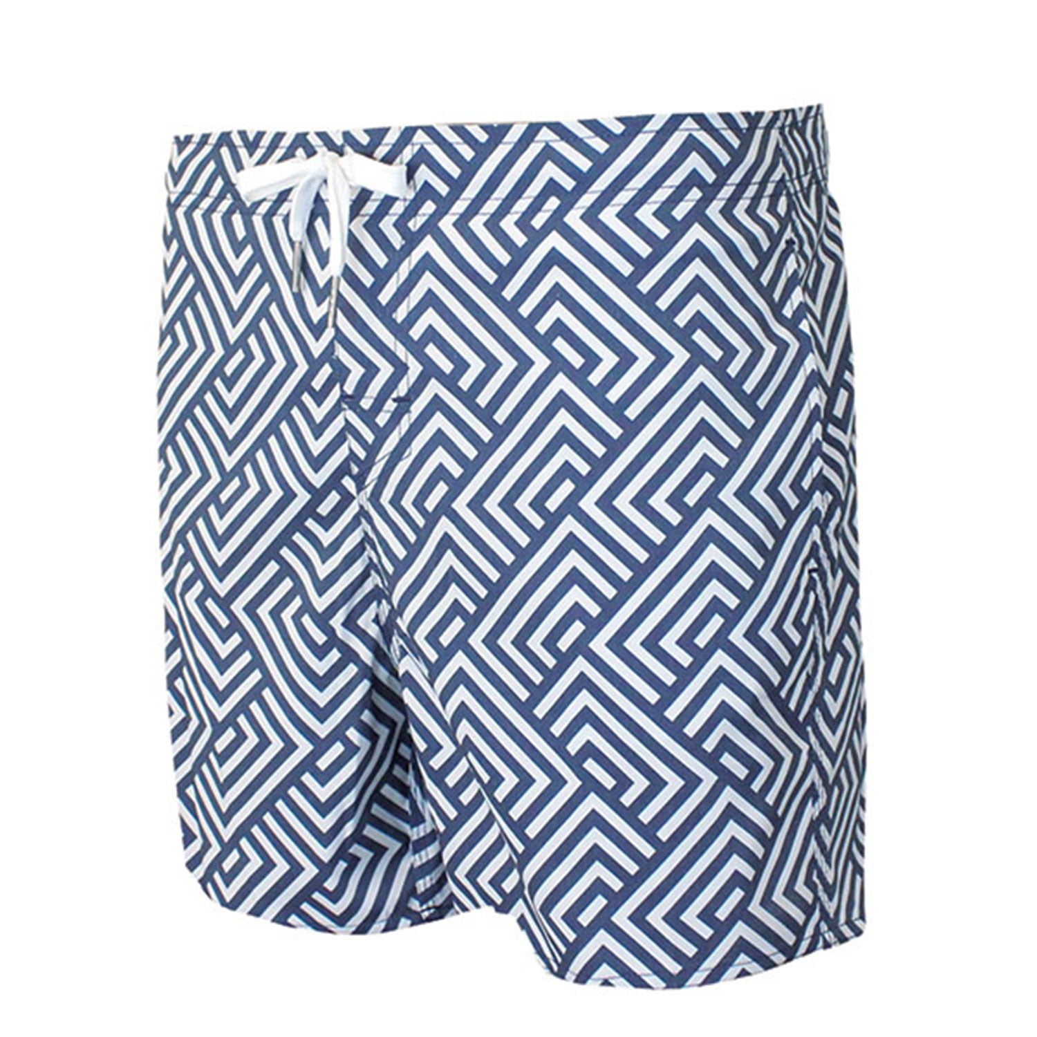 WAXX Reef Mykonos Men's Beach Short
