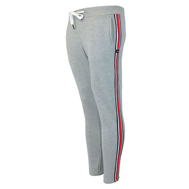 Waxx Anna Ladies Joggers Light Grey