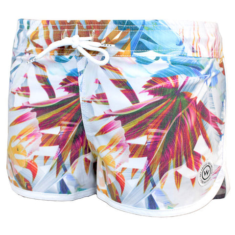 Waxx Boardie LongBoard Ladies Beach Short
