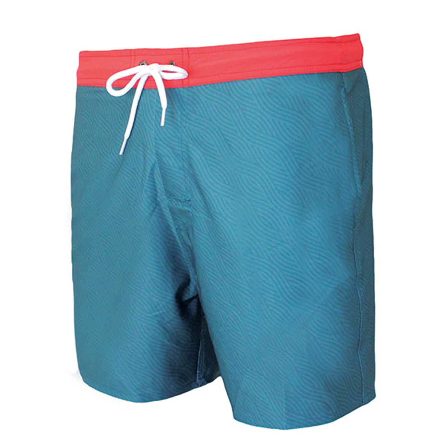 Waxx Heaven Green Men's Beach Short