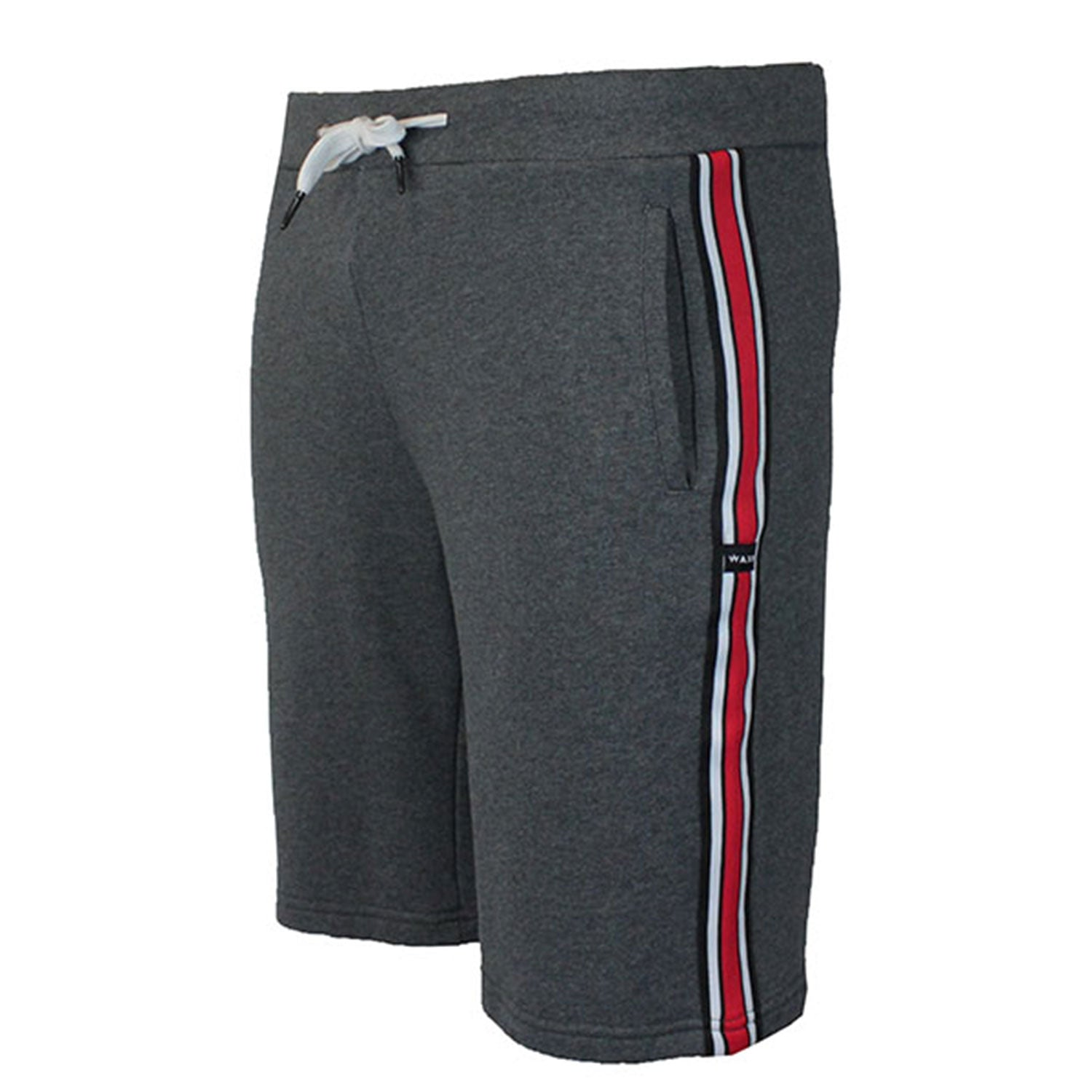 Waxx Johnson Dark Grey Men's Jersey Shorts