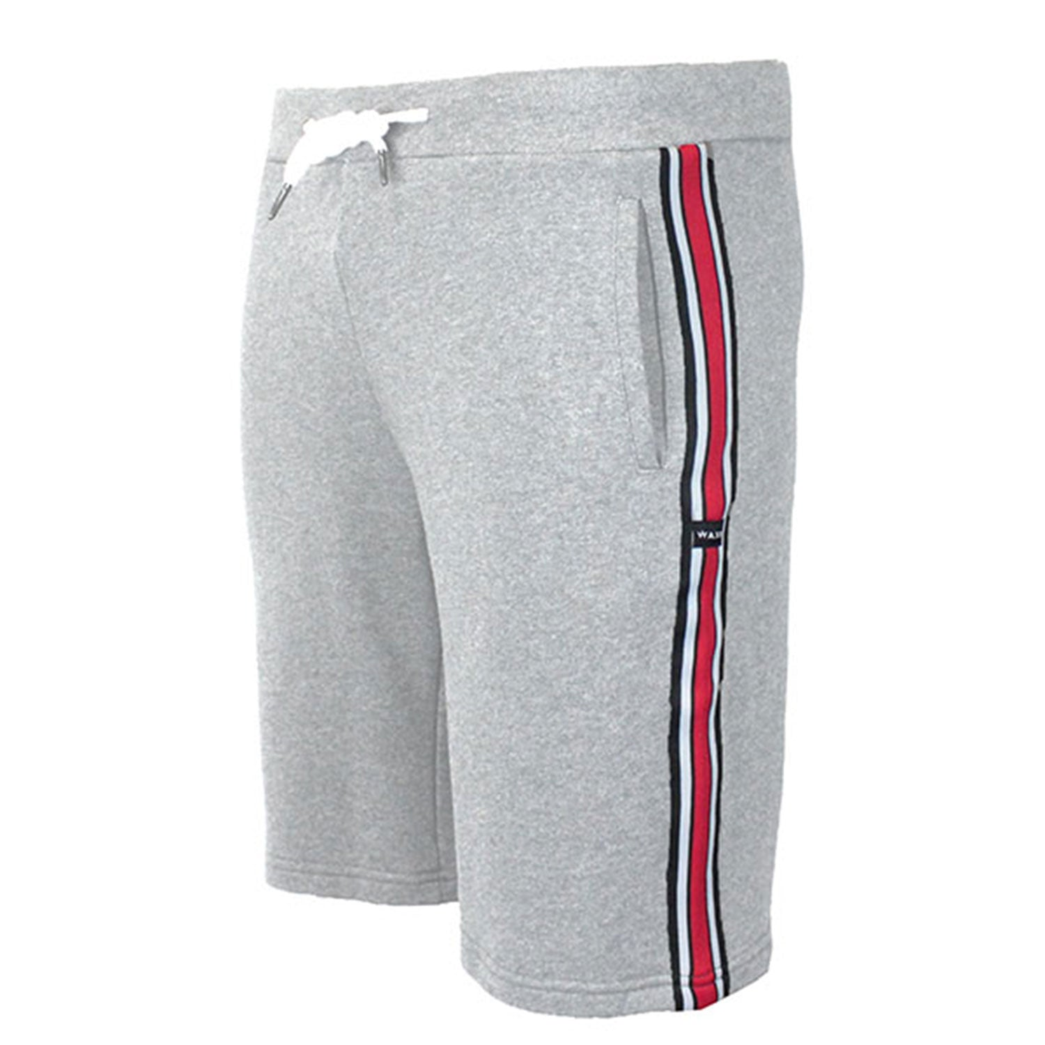 Waxx Johnson Light Grey Men's Jersey Shorts