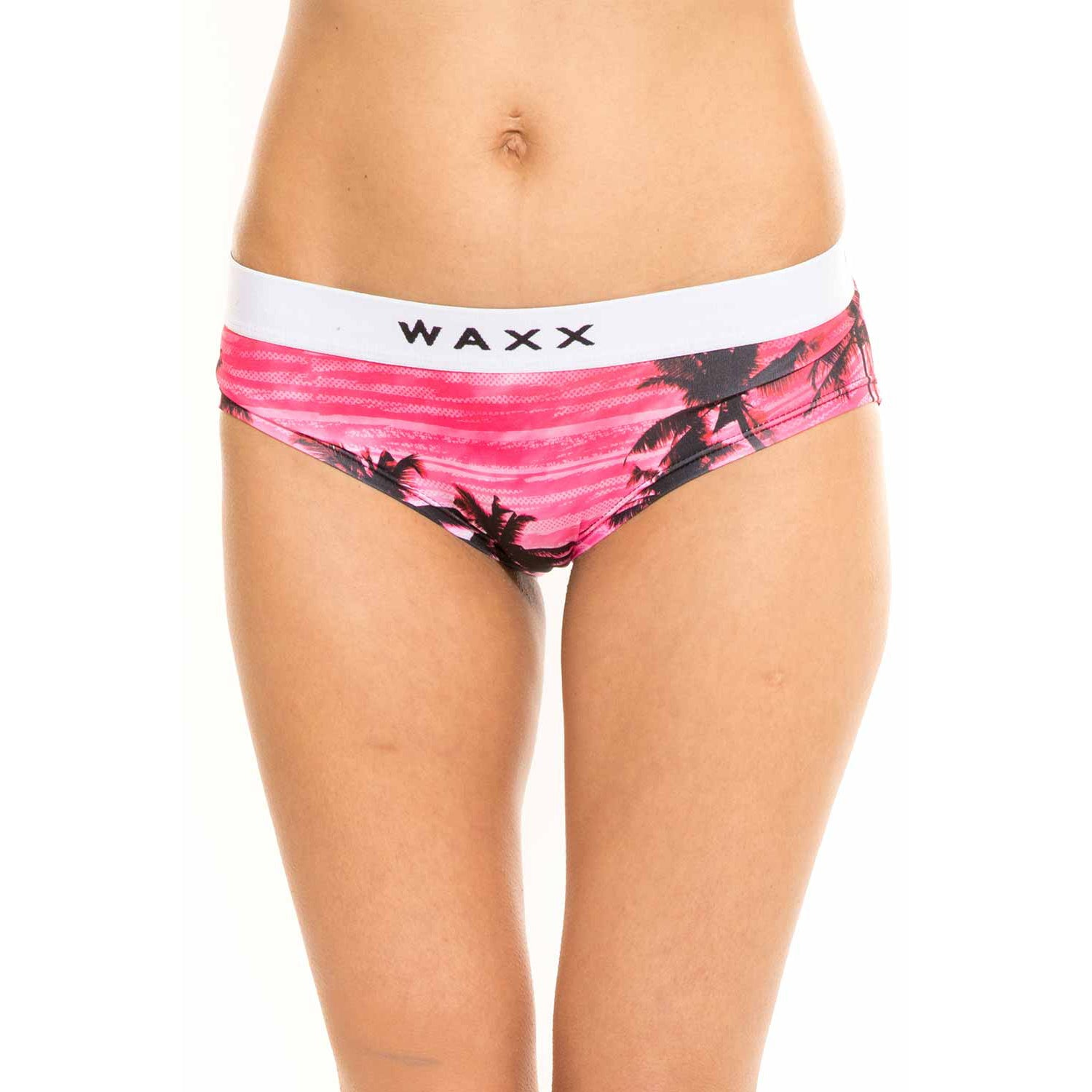 Waxx Ladies Microfibre Boy Short Rio