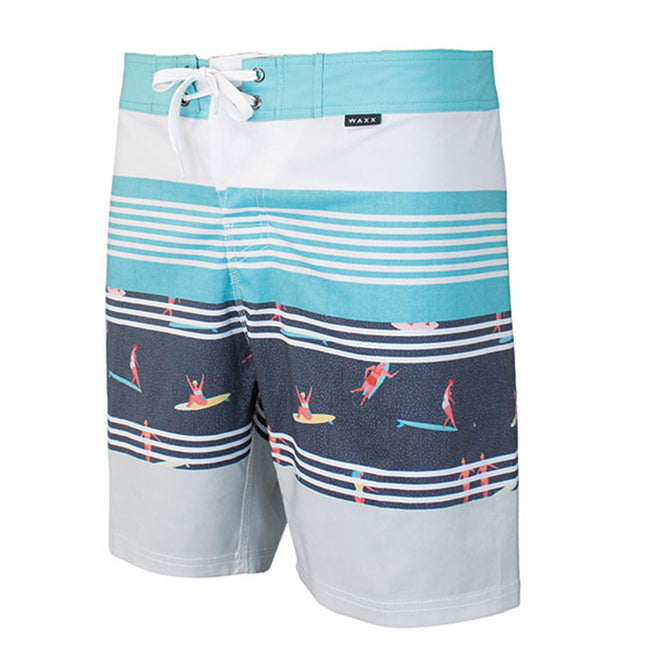 Waxx Lounger Mavericks Men's Board Short