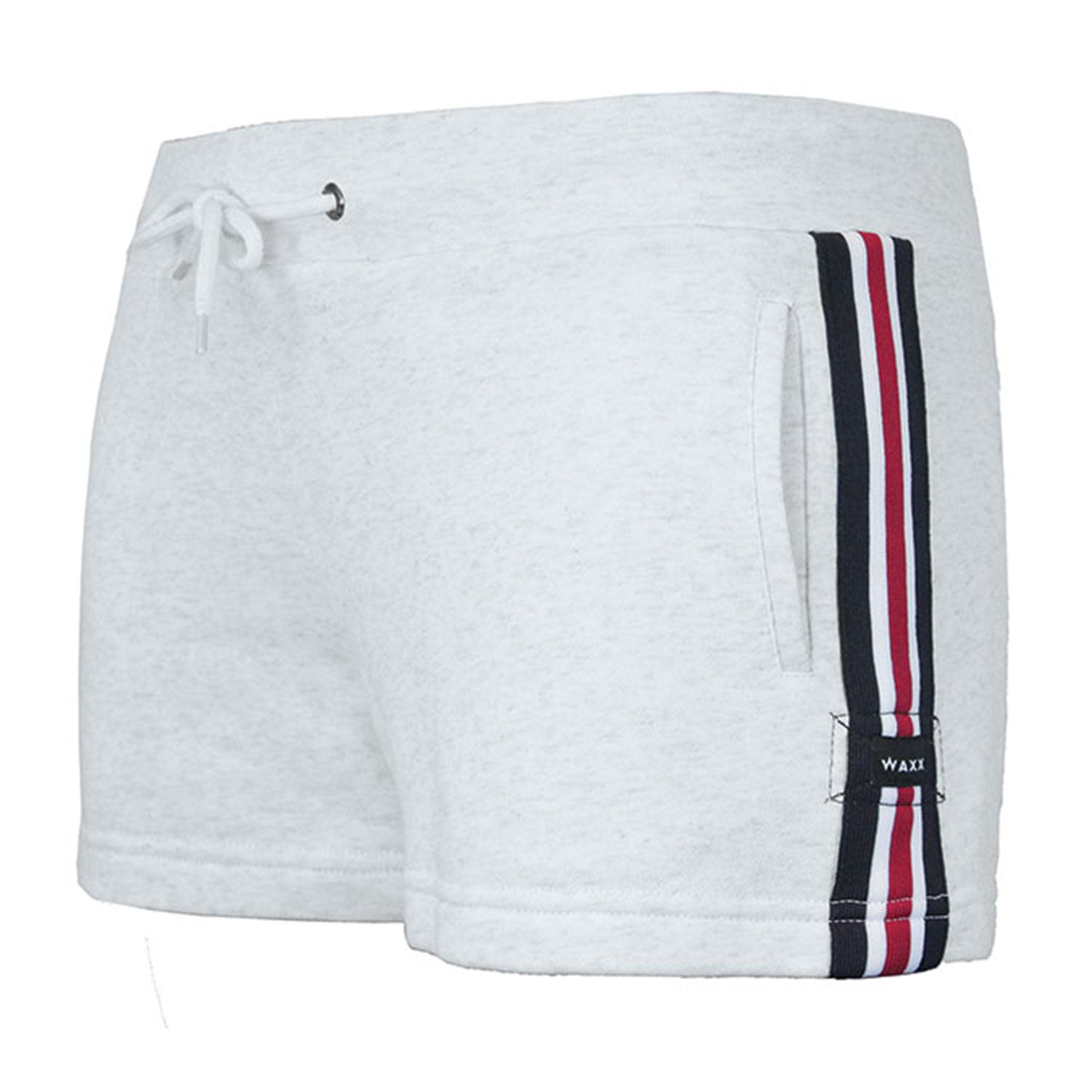 Waxx Maria Ladies Shorts Misty White