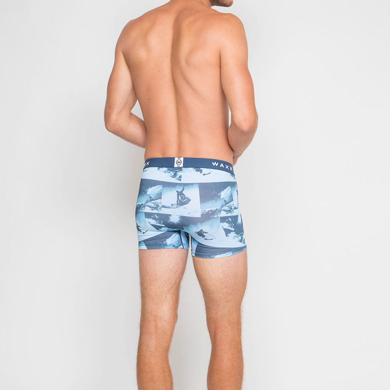 Waxx Men's Trunk Boxer Bundle 'On The Piste'