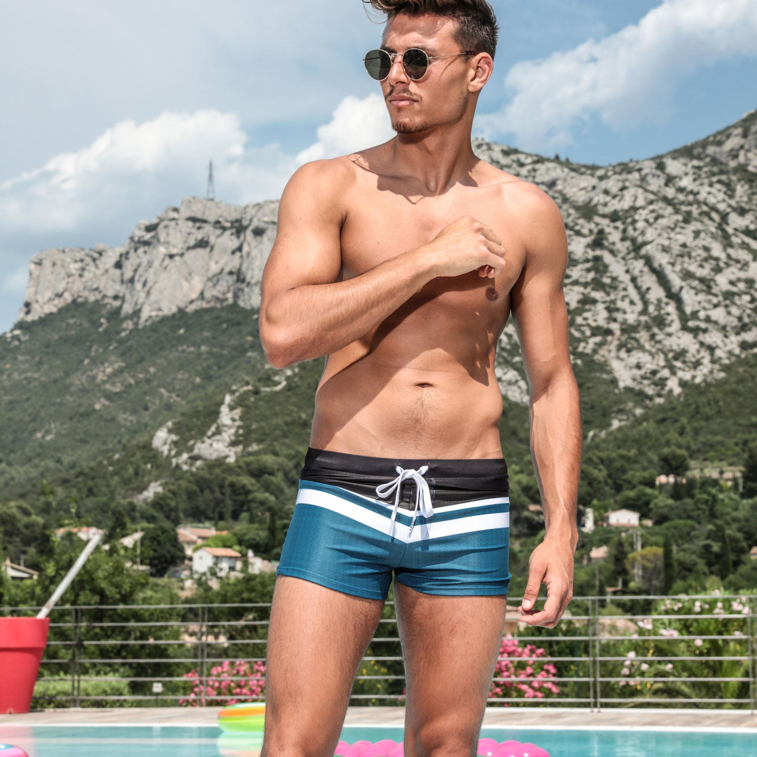 Waxx Men's Swimboxer Neptune