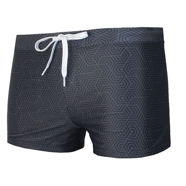 Waxx Polygone Men's Swimboxer
