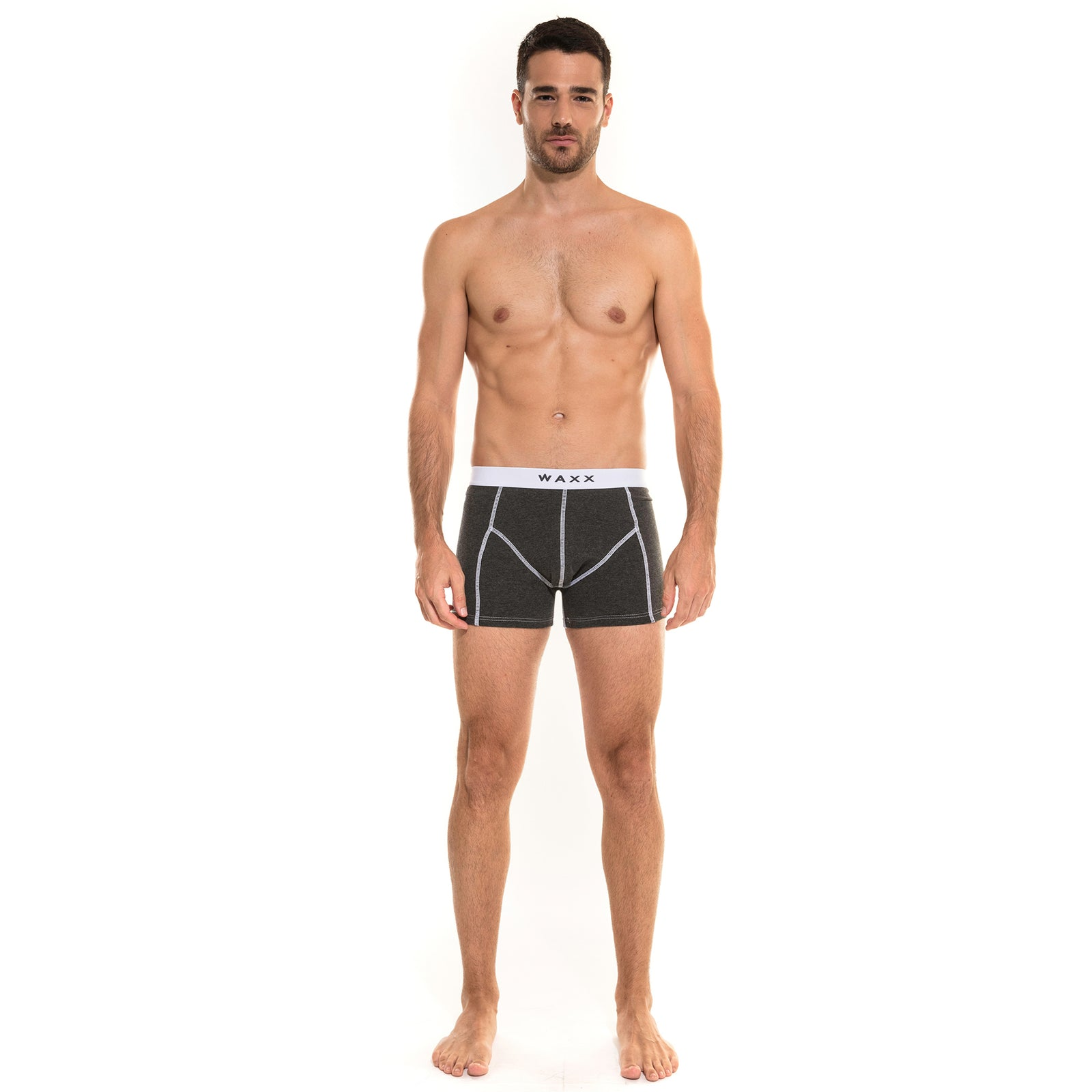Waxx Men's Cotton Trunk Boxer Bundle