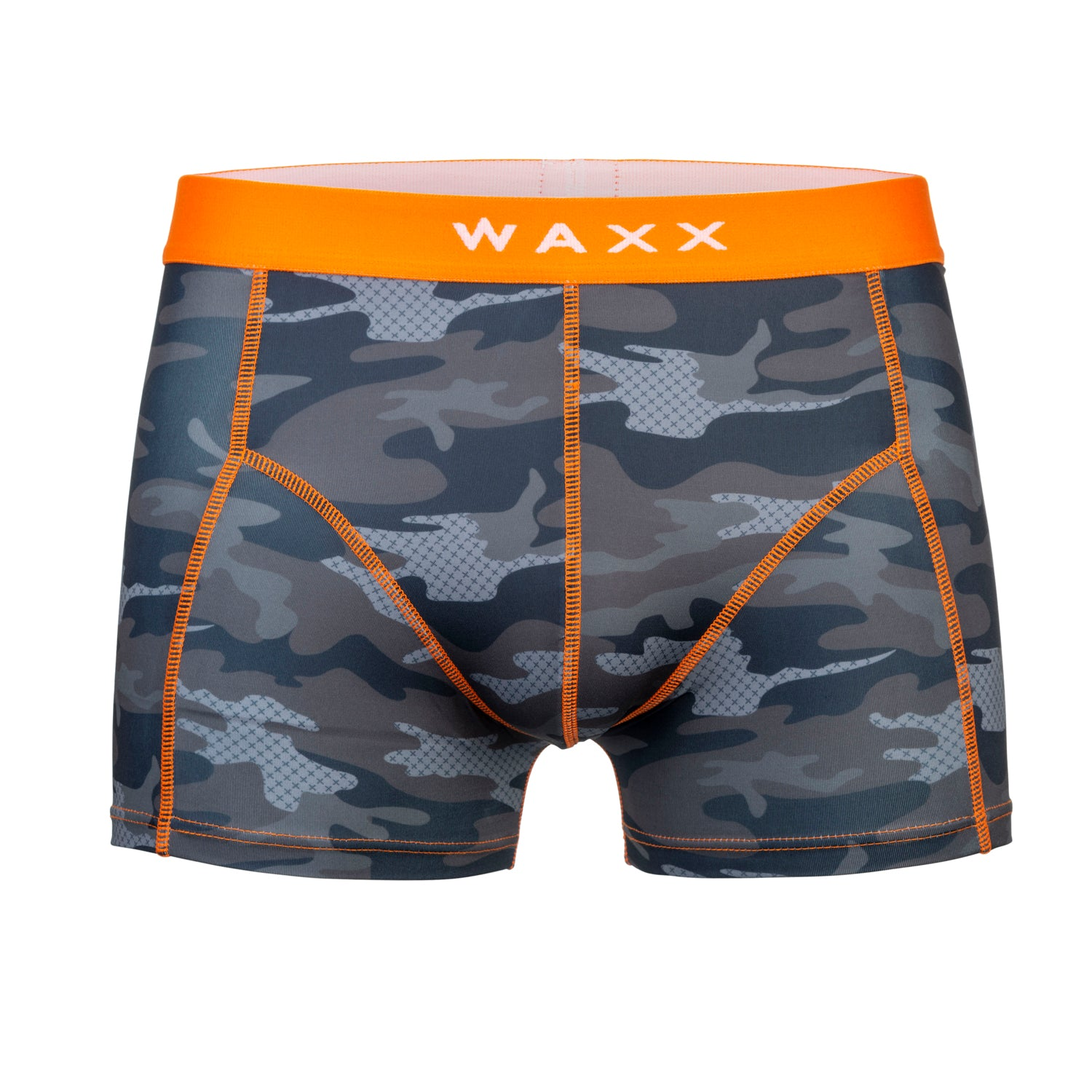 Waxx Men's Trunk Boxer Short Camo