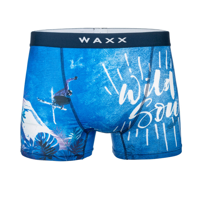 Waxx Men's Trunk Boxer Short Soul