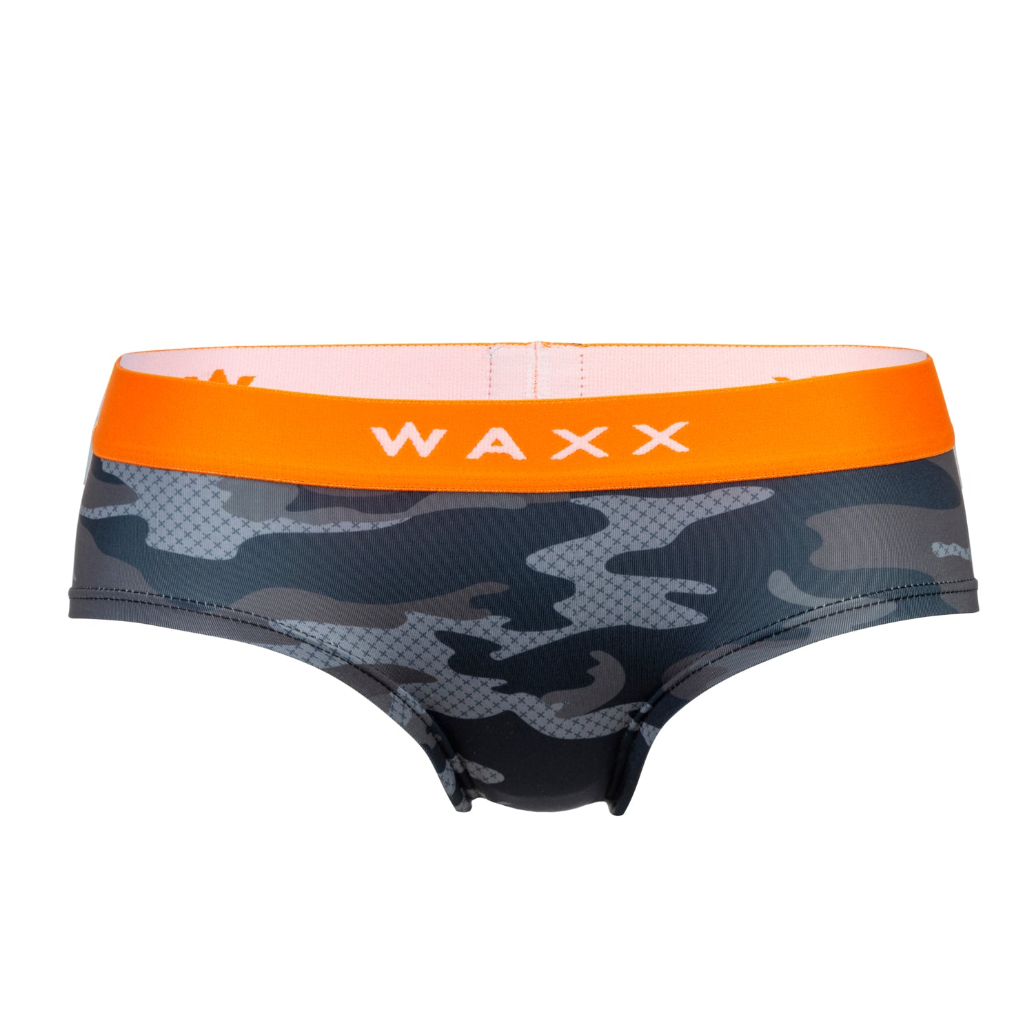 Waxx Women's Boy Short Camo