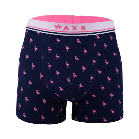 Waxx Men's Trunk Boxer Short Toucan