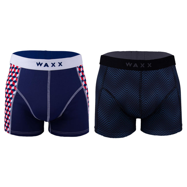 dapper gent boxer shorts by waxx