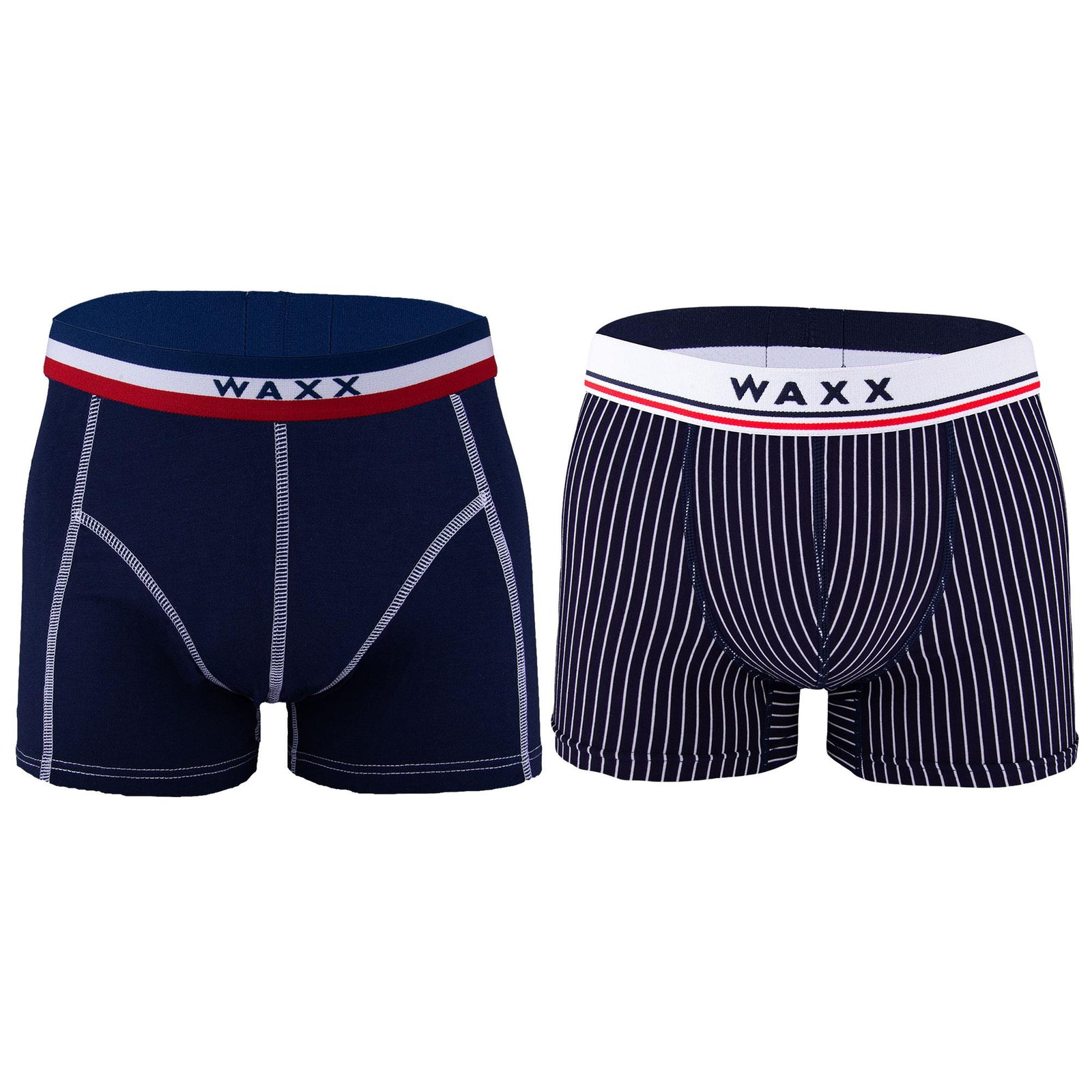 Waxx Men's Trunk Boxer Short Bundle 'In the Navy'