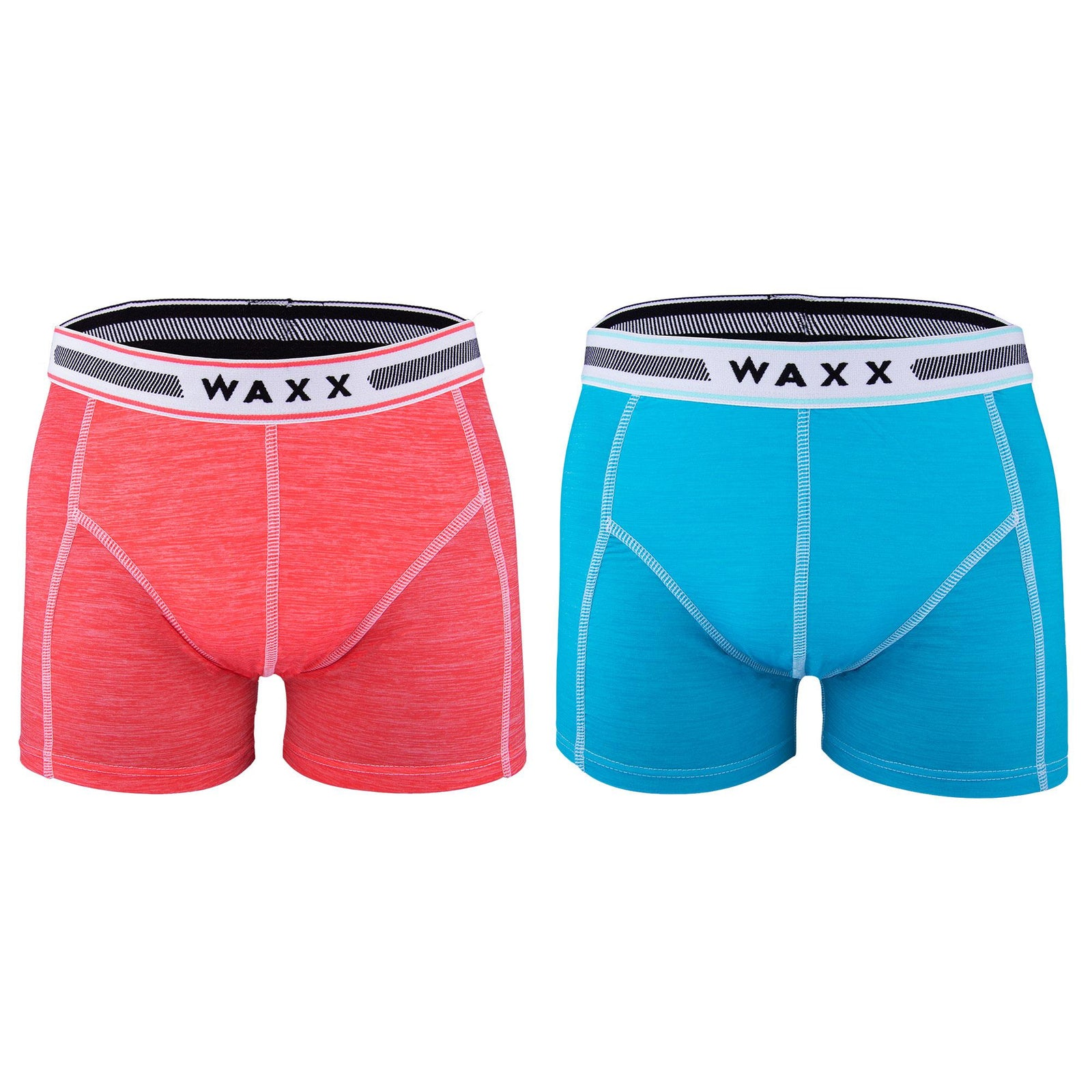 2 Pairs of  Men's Waxx  Boxers/Trunk