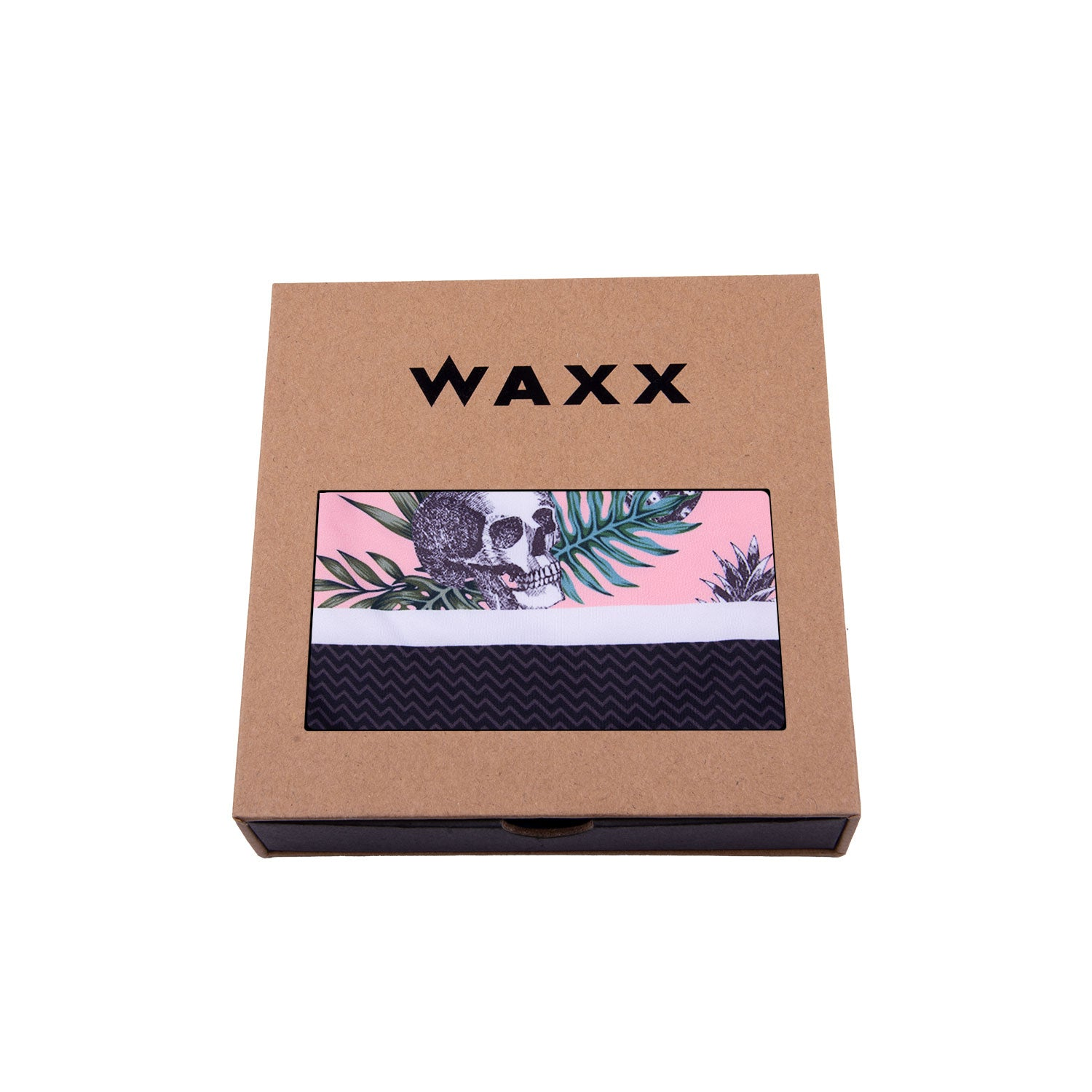 Waxx Men's Trunk Boxer Short Bogota