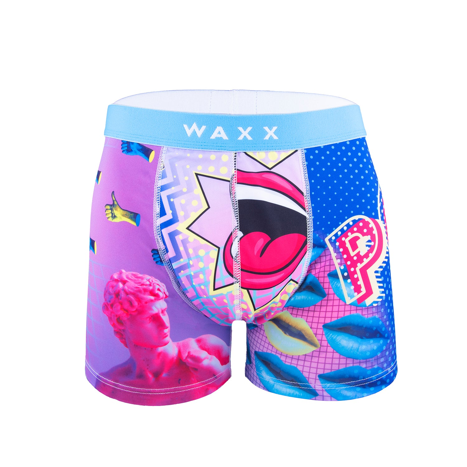 Waxx Men's Trunk Boxer Short Popsy