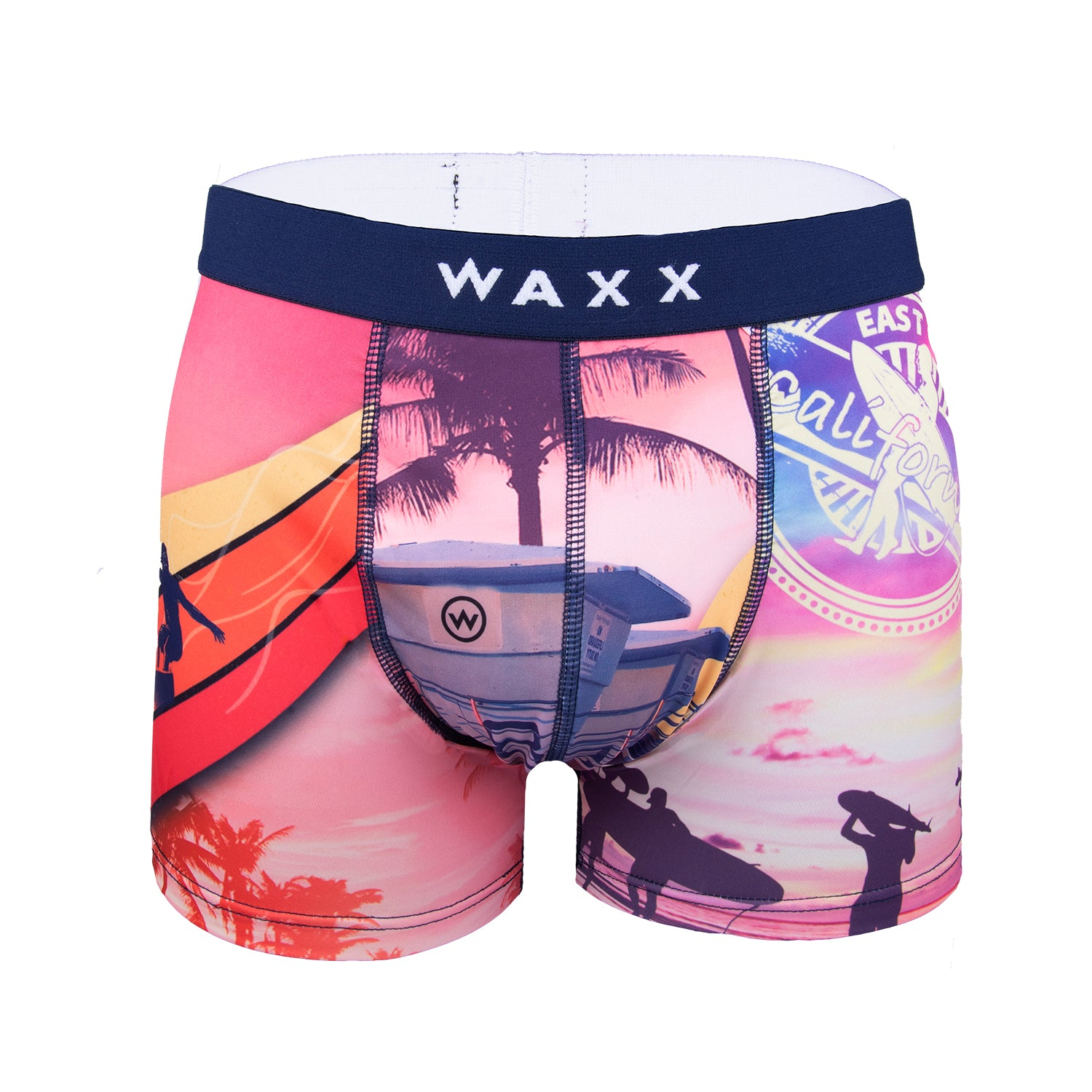Waxx Men's Trunk Boxer Short Seventies