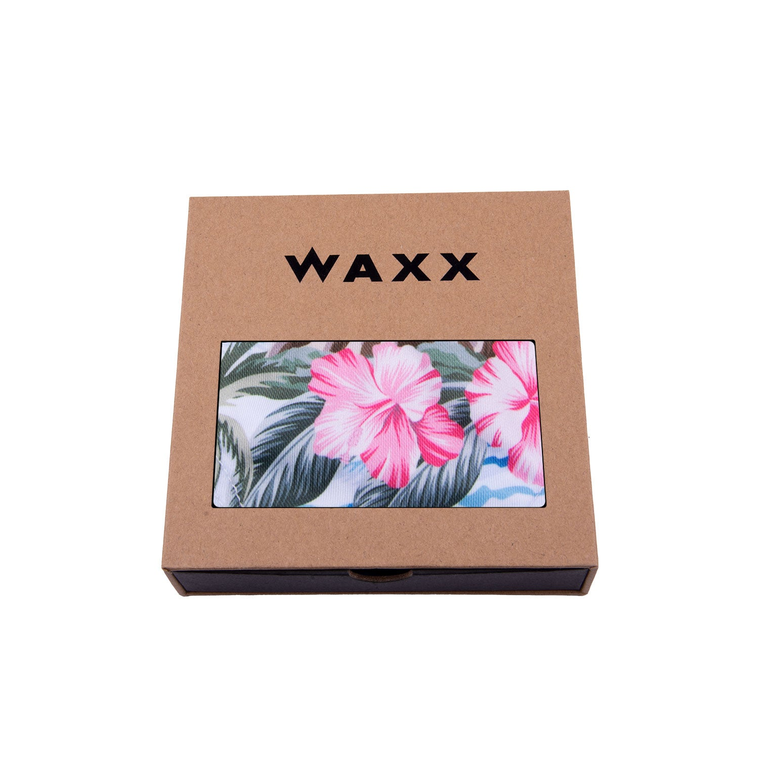 Waxx Women's Boy Short Hawaiian