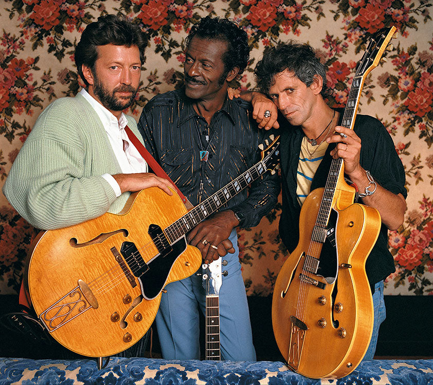 CLAPTON - BERRY - RICHARDS