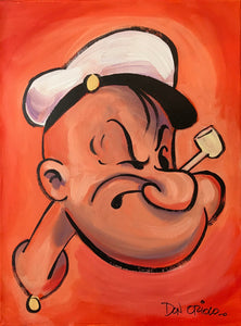 BLOW ME DOWN - POPEYE