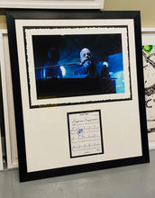 BILLY JOEL - THE PIANO MAN WITH SIGNED SHEET MUSIC