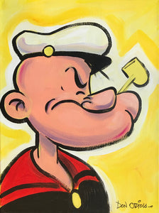 DAT'S WHAT I AM  - POPEYE
