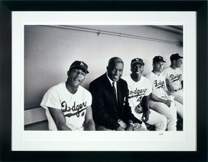 JACKIE ROBINSON AND THE 1968 LA DODGERS