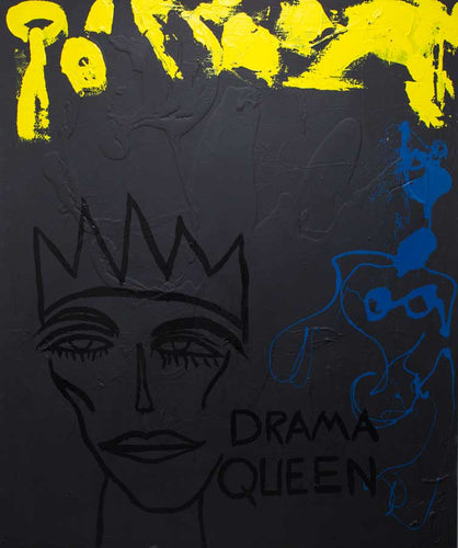 DRAMA QUEEN (IN BLACK) - ORIGINAL